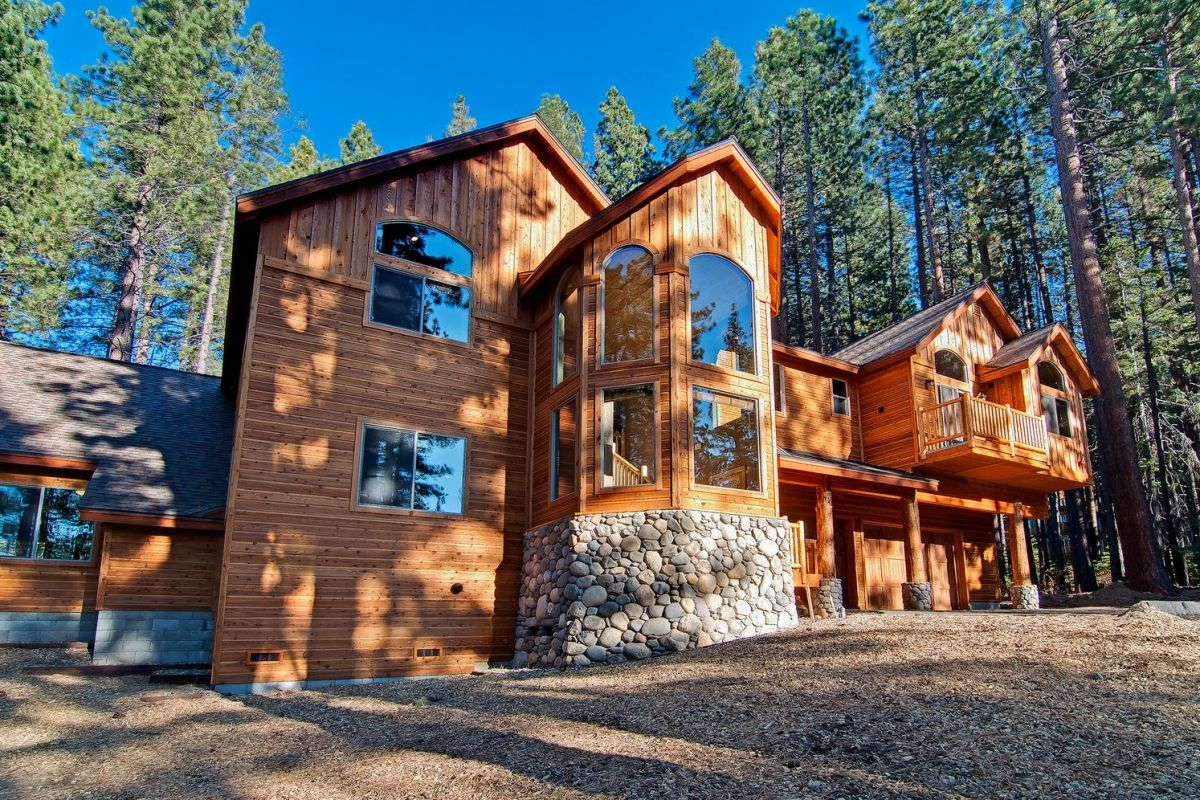 rentals sleeps vacation of cabin cover usa view tahoe home cabins front ba br california lake south