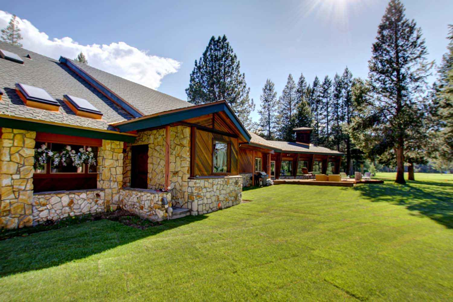 7 bedroom house. 7 Bedroom on Golf Course w Indoor Pool Vacation Rental Tahoe South Rentals