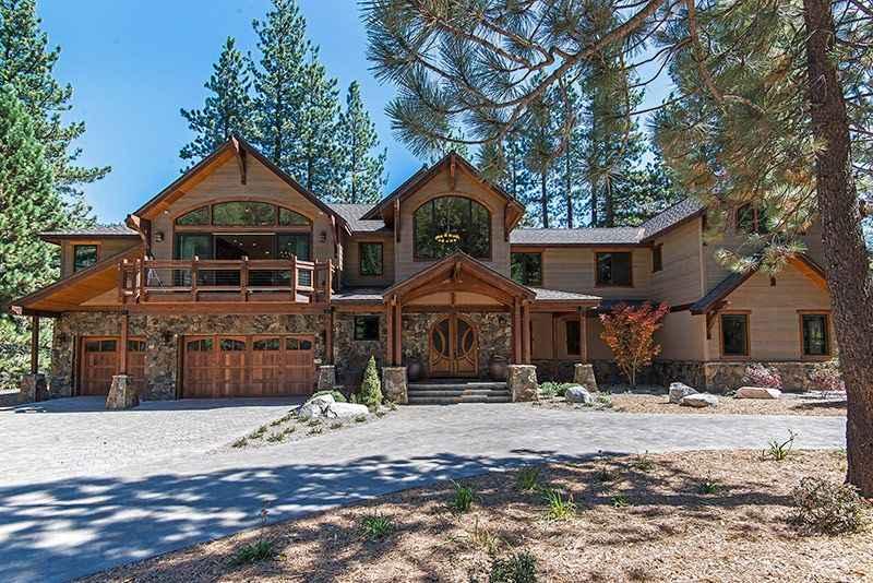 5 Bedroom Mountain Luxury Estate Vacation Rental South Lake Tahoe