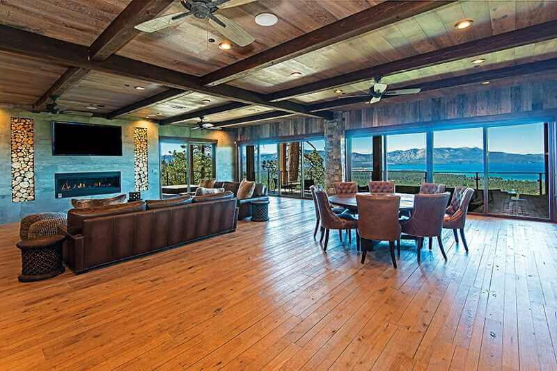 Luxury corporate group vacation rental South Lake Tahoe